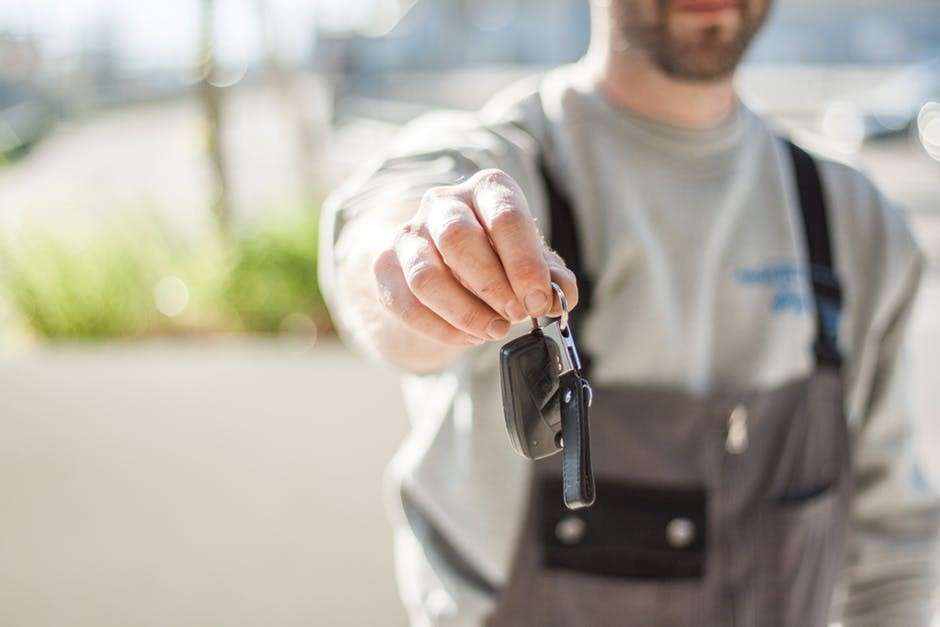 car lockout service in Tampa